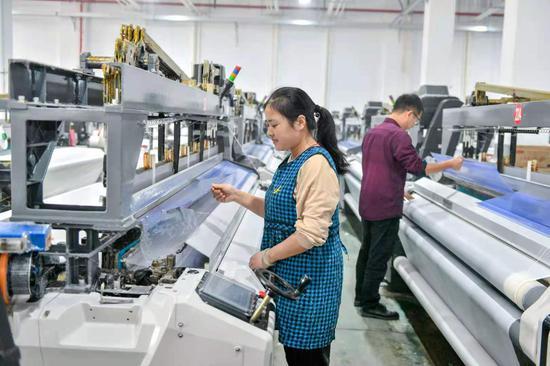 浙江长兴绘就数字经济新画卷