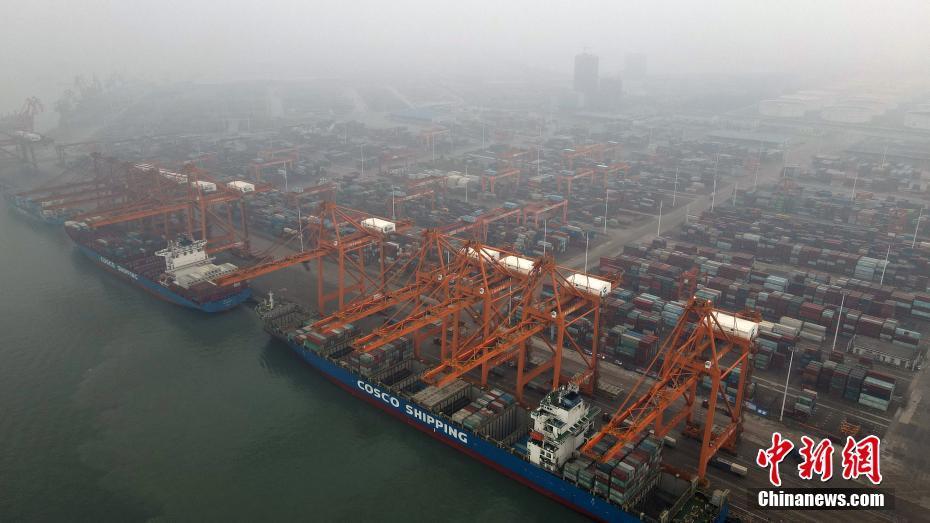 發展中的中國(廣西)自由貿易試驗區欽州港片區