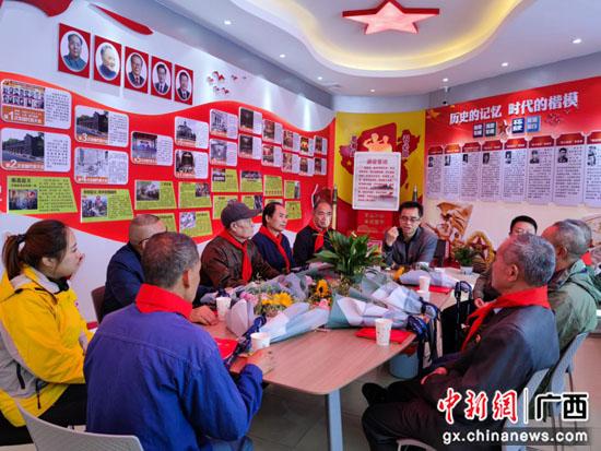 桂林临桂区退役军人事务系统老兵宣讲公益项目启动