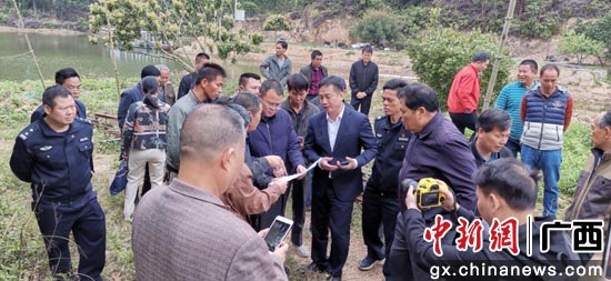 """广西合浦政法队伍教育整顿实现""""十个""""良好开局"""