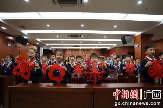 横县依托新时代文明实践中心推动党史学习教育