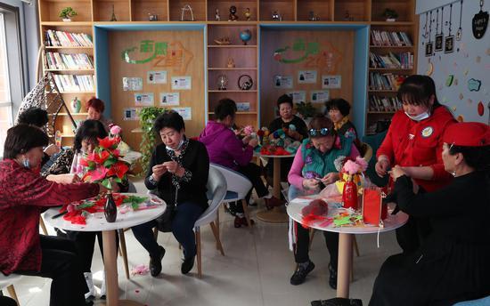 """寧夏:打造老年人的""""幸福驛站"""""""
