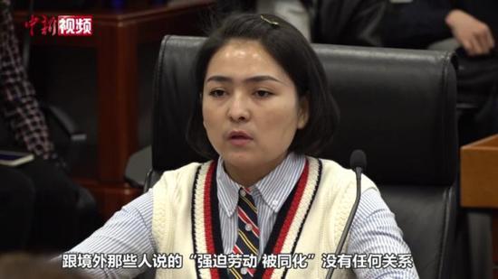 """新疆纺织女工驳""""强迫劳动""""谣言:想毁掉我们幸福生活"""