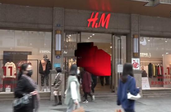 """新疆官员回应""""H&M事件"""":企业不应把经济行为政治化"""