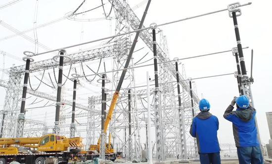 疆电外送新能源电量突破1000亿千瓦时