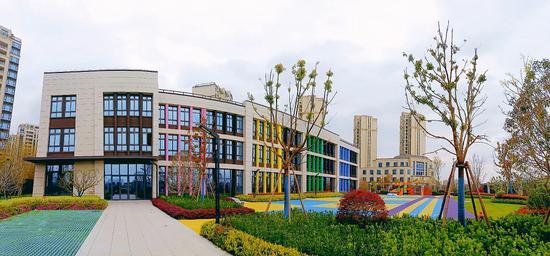 温州市第二十六幼儿园。  芸芸 摄