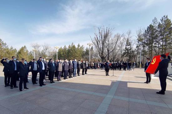 国网新疆电力党委扎实推进党史学习教育