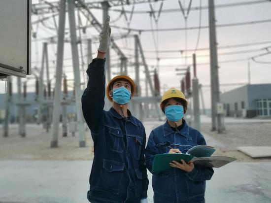 国网和田供电公司:为兵团发展提供电力支撑