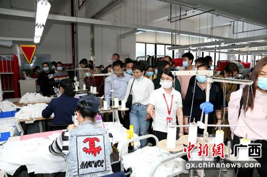 广西-东盟经开区举办春季招聘会 助企业破解用工难题