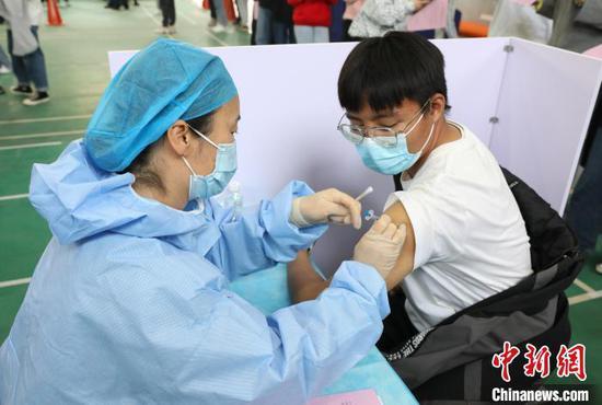 宁夏将于5月全面开放新冠病毒疫苗接种
