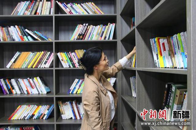 新疆阿克苏今年拟建50个城市书屋 增添书香气