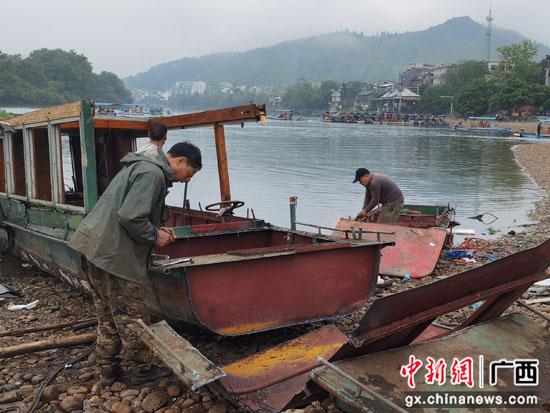 灵川大圩镇:漓江流域环境综合整治工作取得阶段性成果