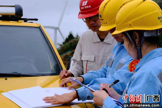 南方电网广西柳州供电局构建新能源为主体的新型电力系统