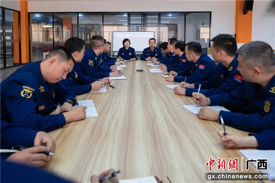 广西消防救援总队举办2021年全区新闻宣传培训班