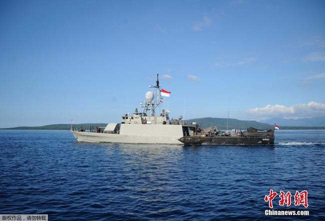 印尼军方宣布失联潜艇已沉没