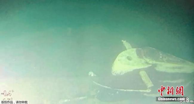 印尼失联潜艇被发现 残骸深埋海底船员全部遇难