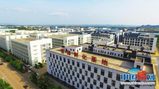 图为位于广西-东盟经开区的智源科技企业孵化基地 广西-东盟经开区供图