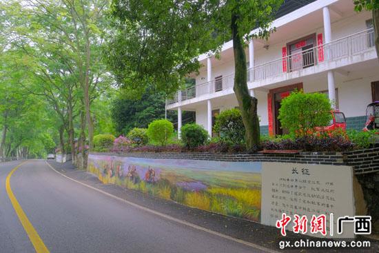 桂林阳朔县党史教育助力乡村振兴 改善人居环境