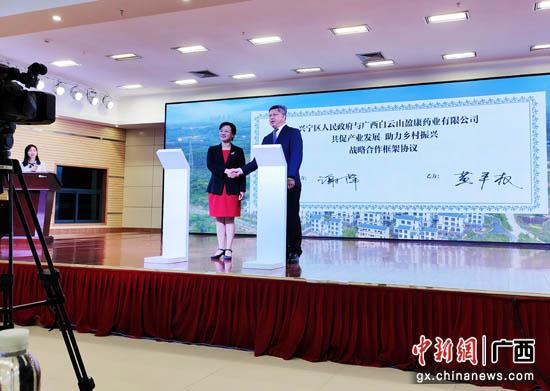 南宁兴宁区推动产业发展助力乡村振兴