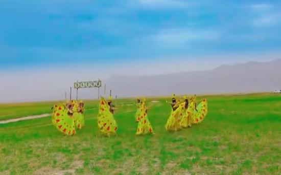 【美丽新疆】柯坪: 库木亚草原