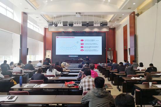 新疆空管局开展2021年质量安全管理体系培训