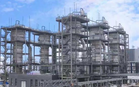 全球首個鐵合金工業尾氣制燃料乙醇項目在寧夏投產
