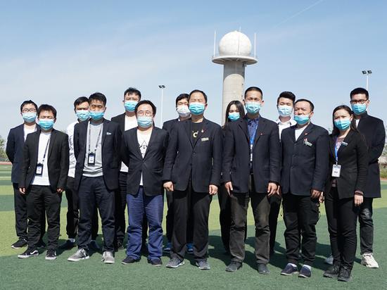 """记""""全国青年文明号""""新疆空管局空管中心区域管制中心区域管制一室三组"""
