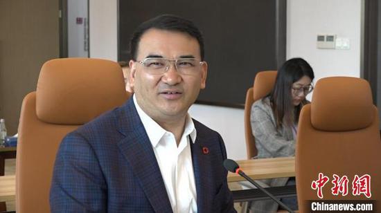 錢金耐:打拼30余年 誠信經營撬動新疆水果產業