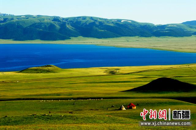 新疆博州赛里木湖景区成功列入国家5A级旅游景区名录