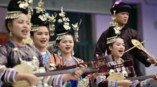 貴州從江:侗族大歌代代傳