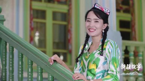 喀什古城:古丽的生活像花儿一样美