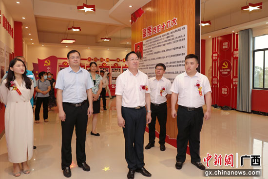 广西来宾市首个专业安全科普教育基地建成启用
