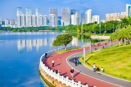 """今年第一季度成为全国省会城市""""水质冠军""""!南宁市生态环境建设成绩亮眼"""