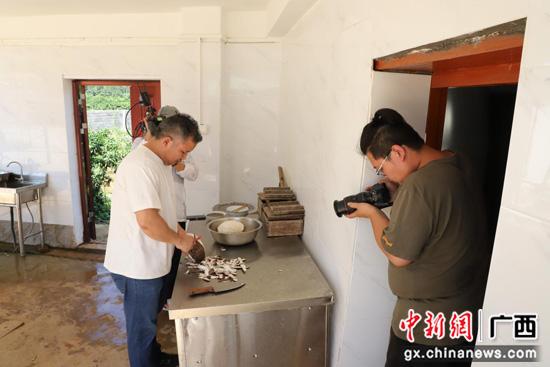 央视科教频道聚焦荔浦市打造荔浦芋全产业链发展新路子