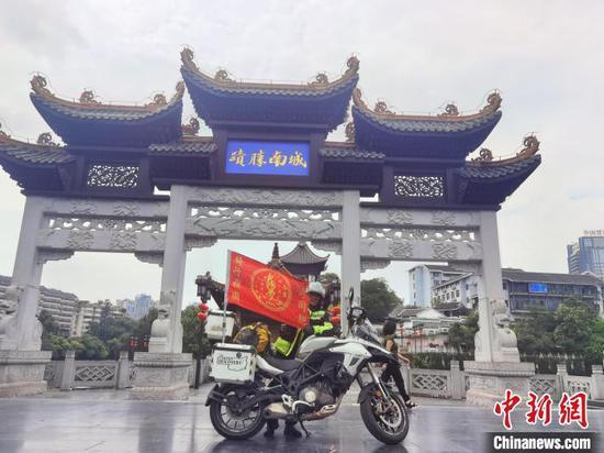 """台湾""""大仁哥""""的""""骑""""闻趣事"""