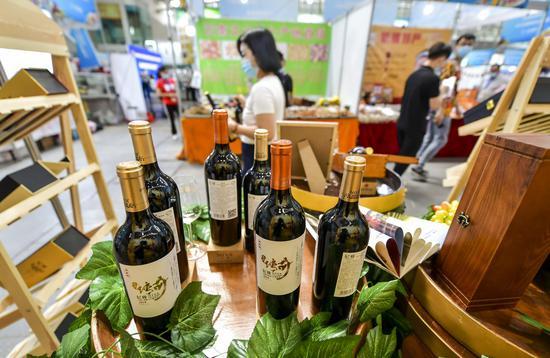 第十屆烏魯木齊國際食品餐飲博覽會開幕