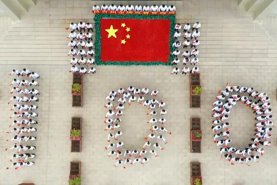 唱支山歌給黨聽!昌吉州市場監管局干部職工唱響愛黨愛國情