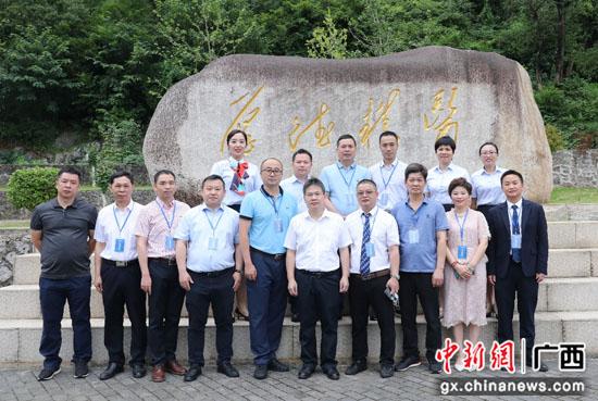 全国慢性创面多中心合作单位落户广西南溪山医院