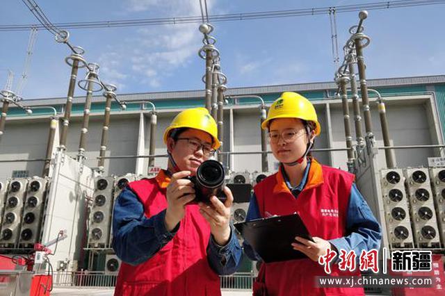 274亿千瓦时:±1100千伏昌吉换流站上半年输送电量创新高