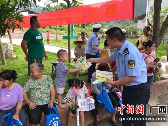 凌云县逐步完善应急管理信息化 防灾减灾成效初显