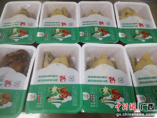 横县培育壮大土鸡产业 为乡村振兴注入活力