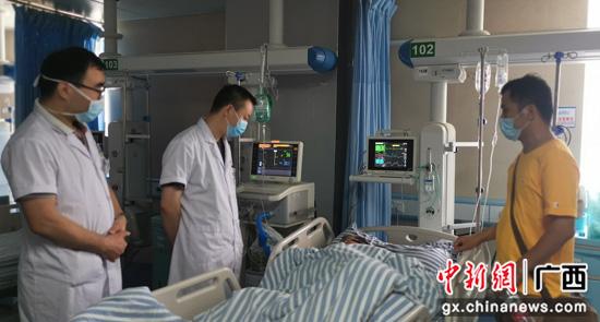 南溪山医院医生危难之际显身手 2分钟急救一生命
