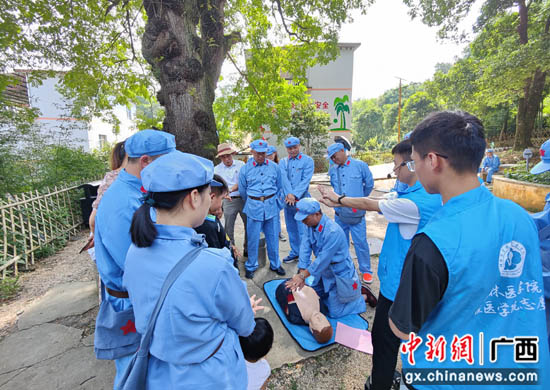 桂林医学院口腔医学院:让青春在社会实践中闪光