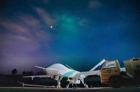 翼龙无人机 中国移动贵州分公司供图