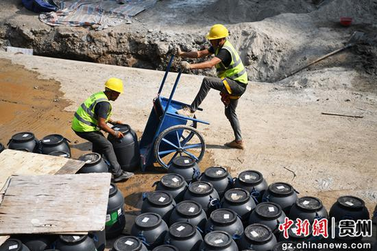 贵阳市南明区全力推进青云路综合商业特色示范步行街改造建设