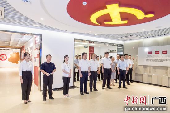桂林阳朔县:党建引领当好全国旅游创新发展排头兵