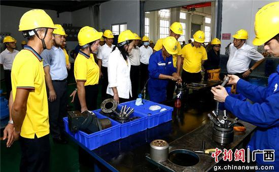 广西-东盟经开区抓牢抓实六个重点工作 确保完成全年目标任务