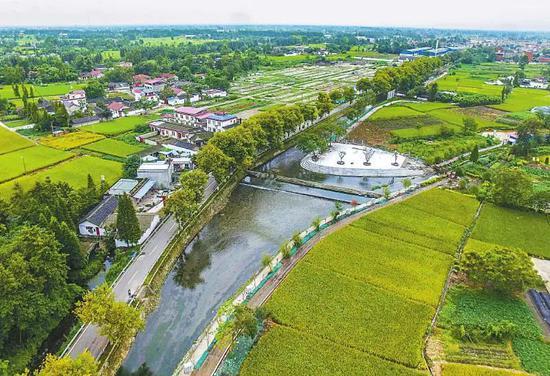 投资8.54亿余元!宁夏17个县区年内启动93个农村污水治理项目建设