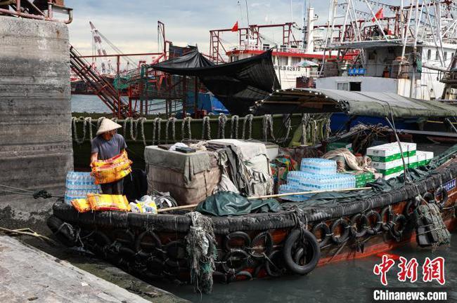 南海開漁在即 漁民準備出海忙