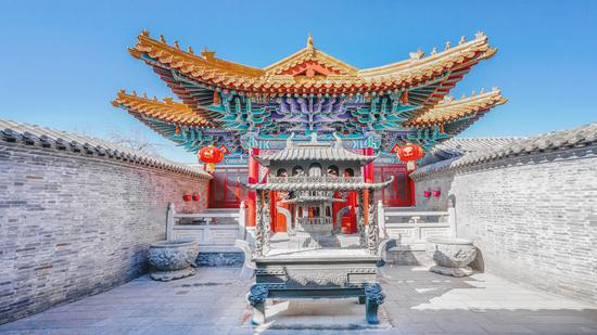 楊柳青鎮村居環境持續改善